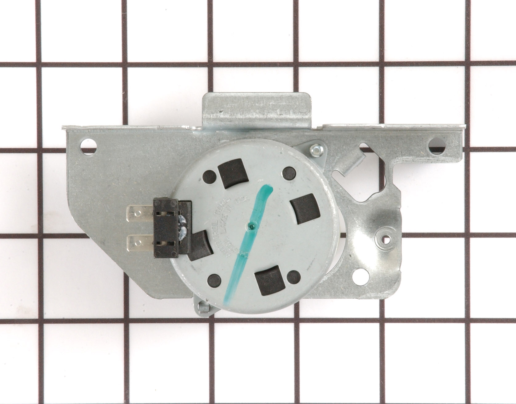 Whirlpool Range/Stove/Oven Part # WPW10107820 - Door Lock Motor and Switch Assembly