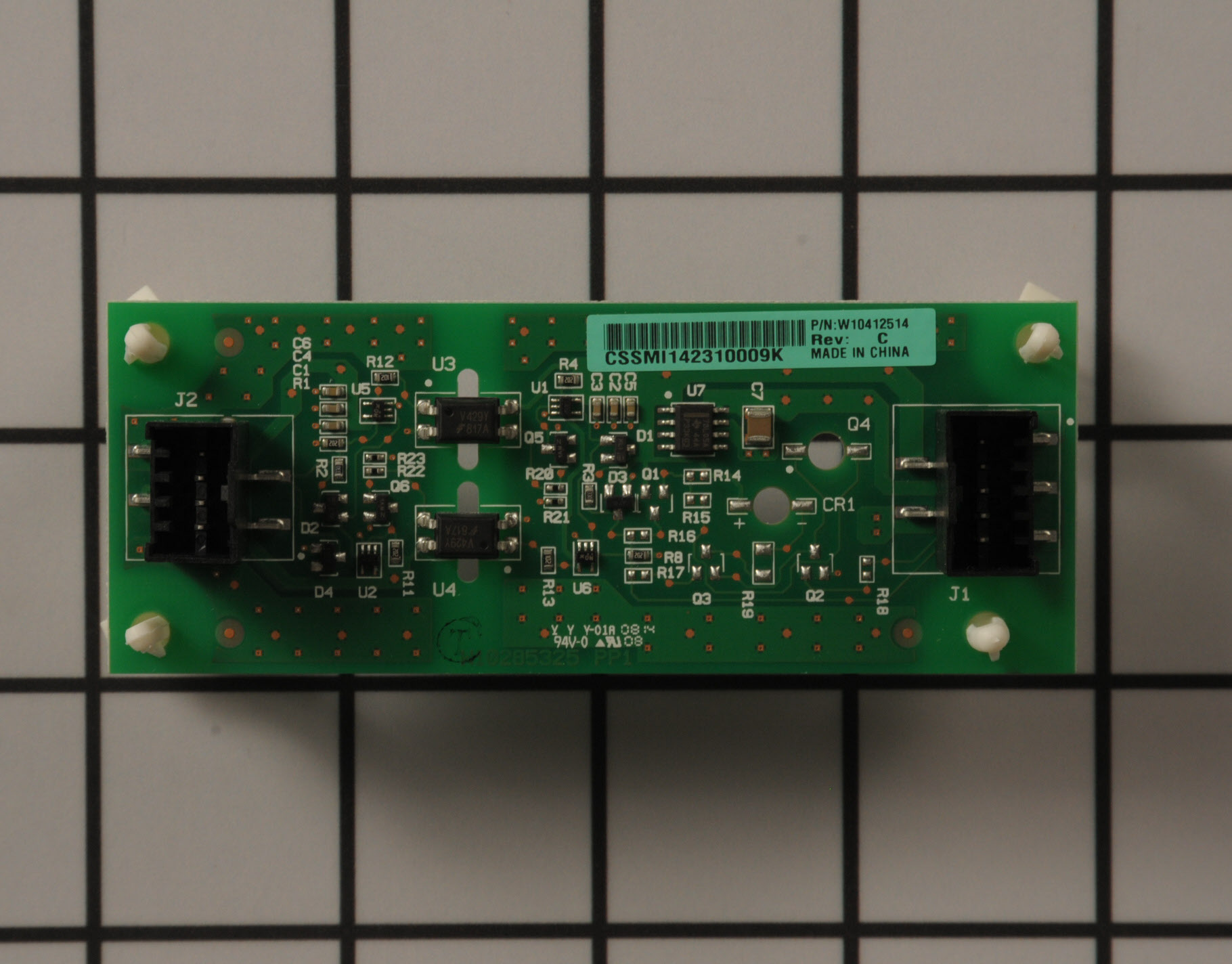 Whirlpool Wpw10438751 Oven Parts Control Board
