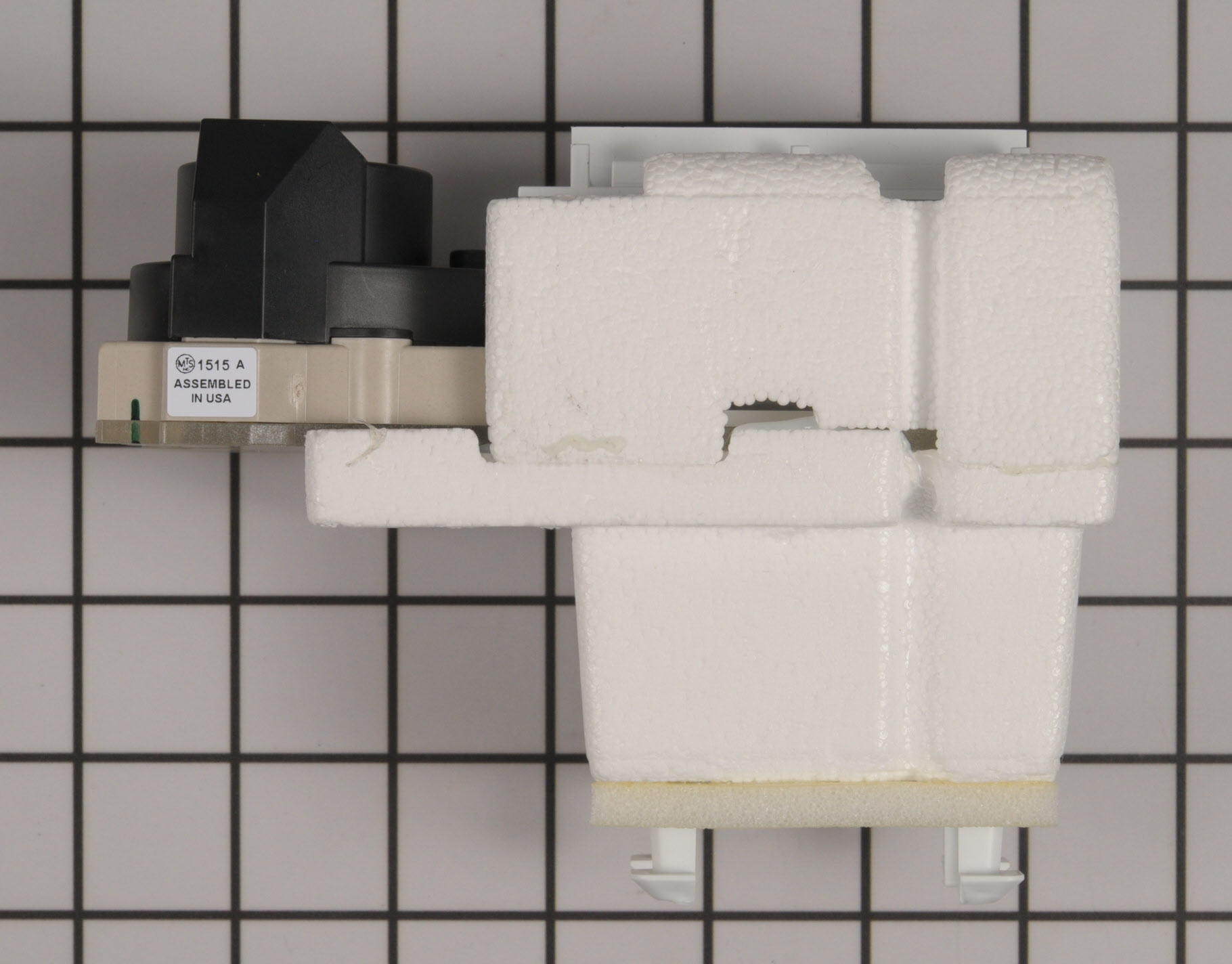 Kenmore Refrigerator Part # WP2216112 - Damper Control Assembly