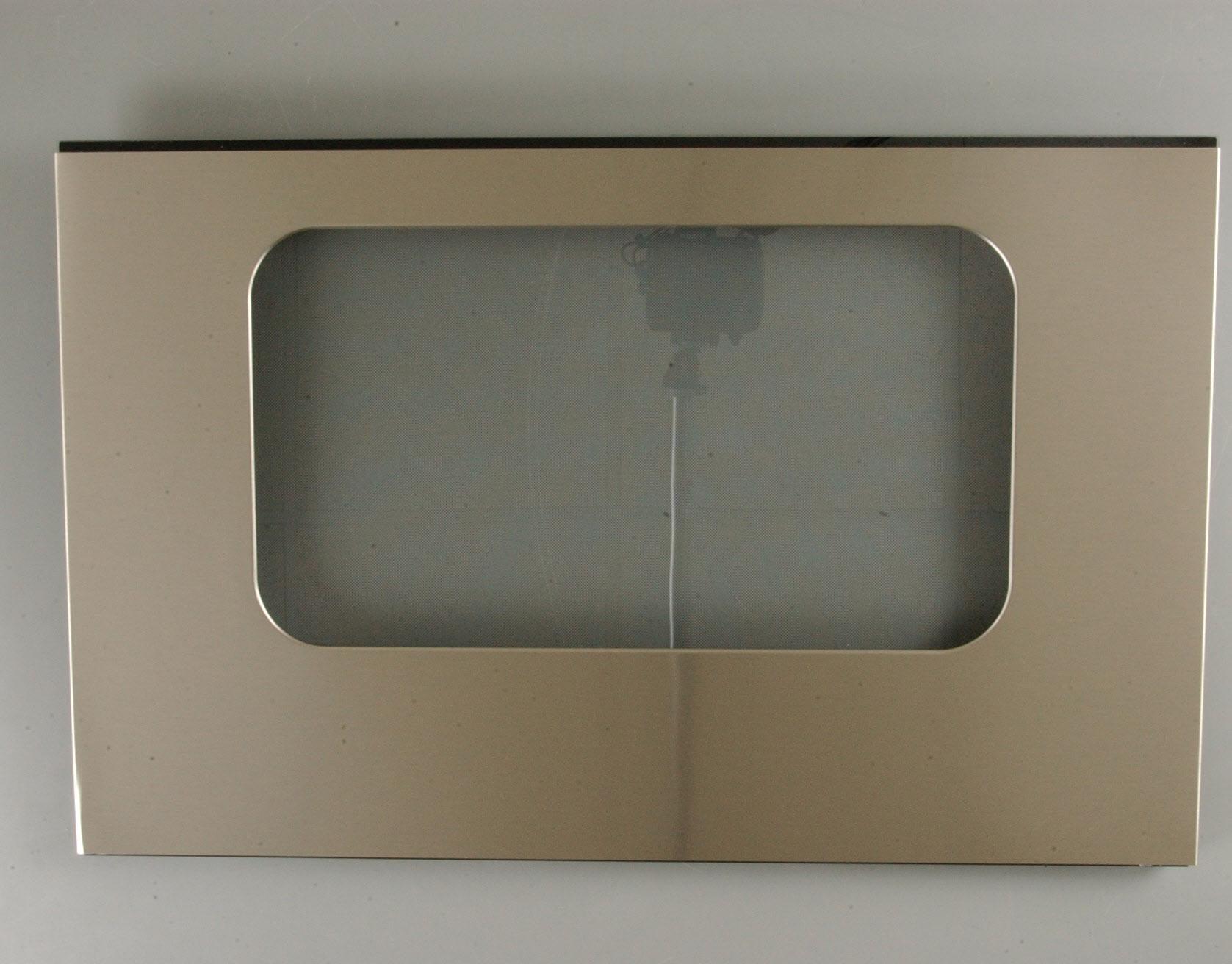 GE Range/Stove/Oven Part # WB57K10091 - Door Glass