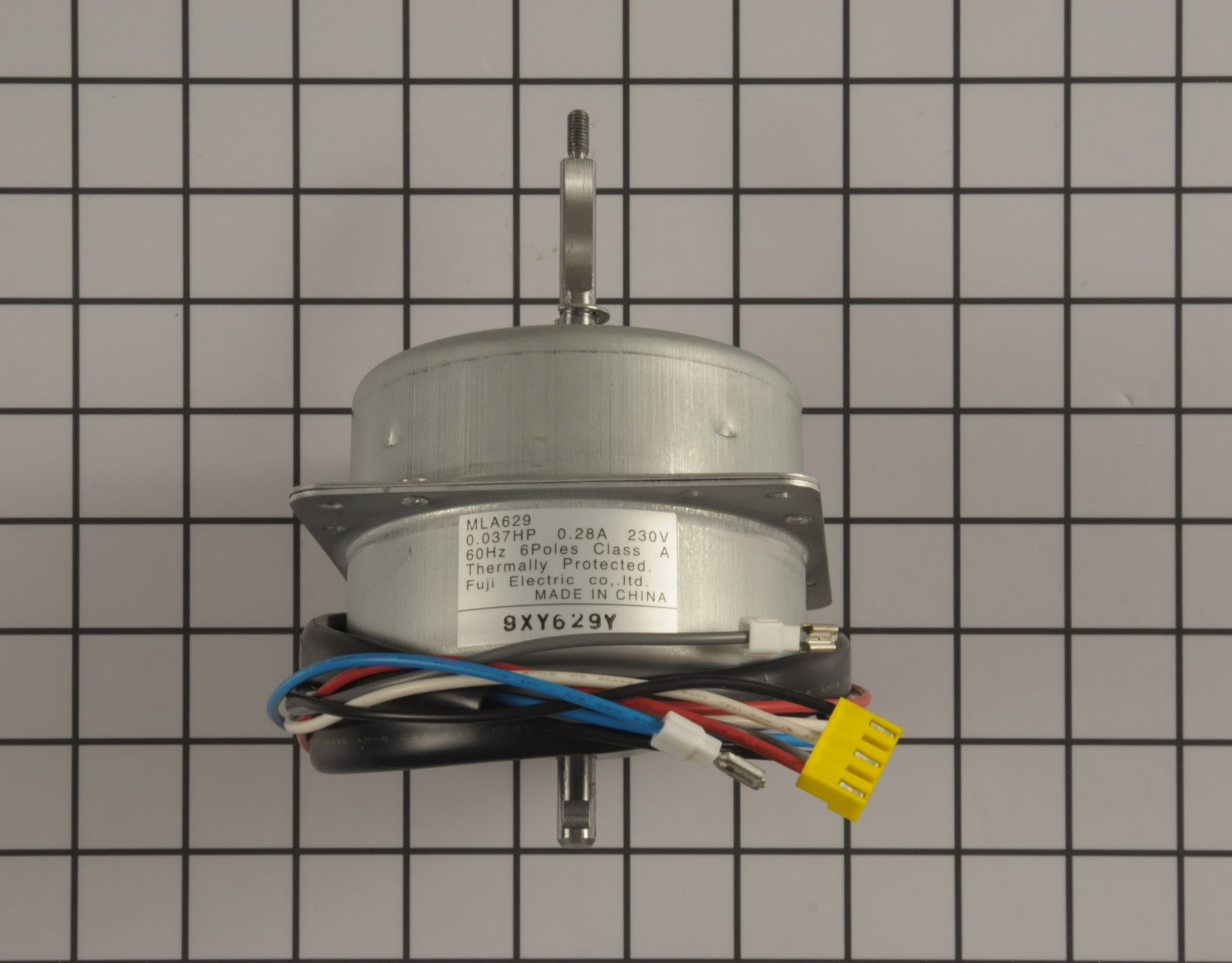 GE Air Conditioner Part # WP94X10024 - Blower Motor