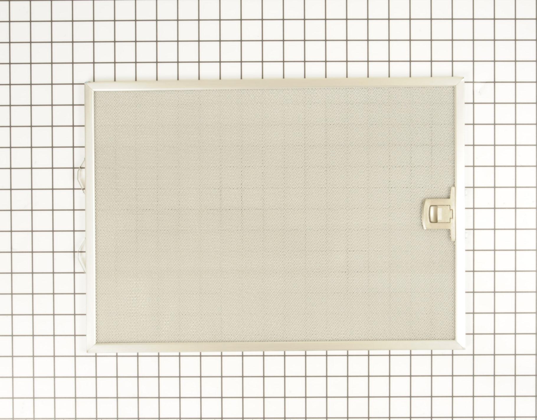 Range Vent Hood Part #  - Grease Filter - Broan SV06264