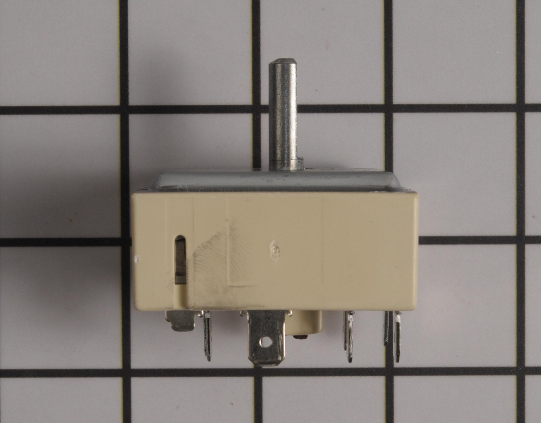 Ikea Range/Stove/Oven Part # WPW10441696 - Surface Element Switch