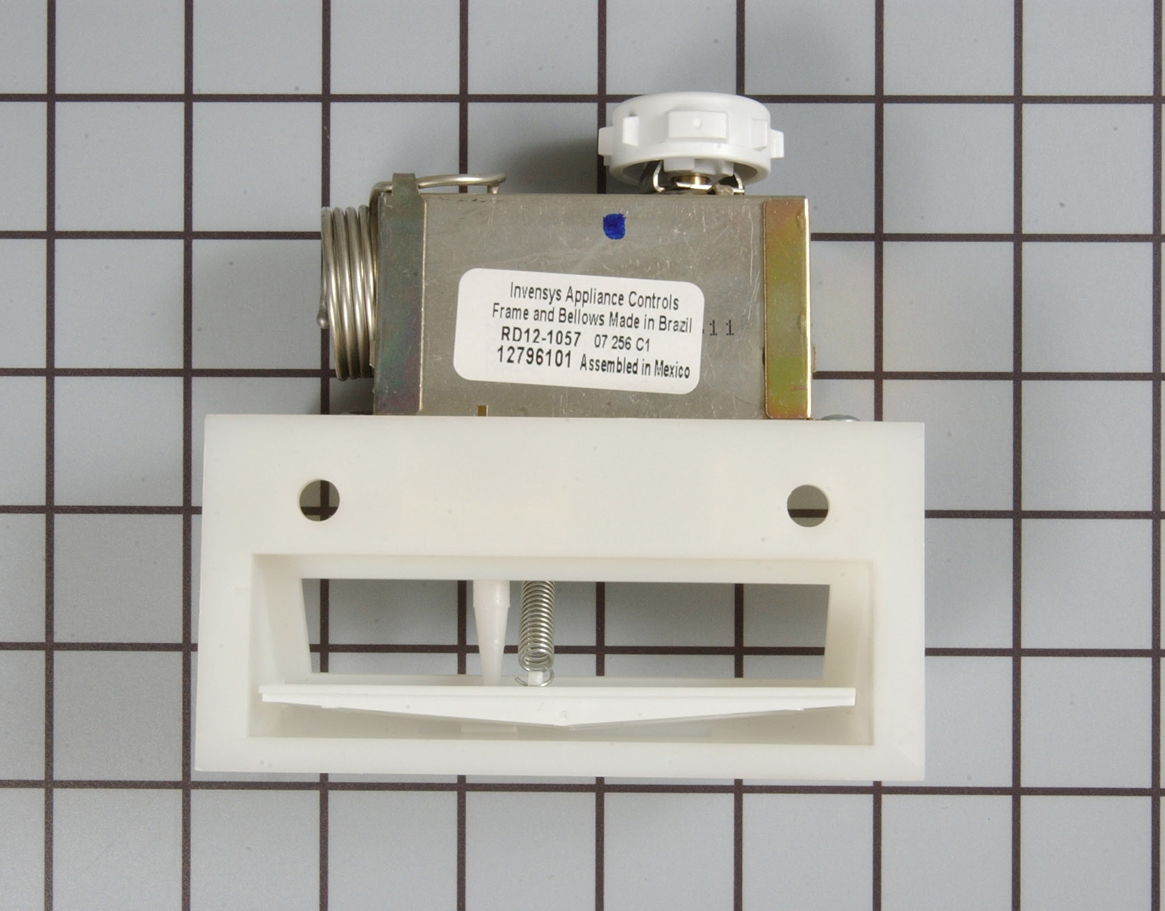 Kenmore Refrigerator Part # WP67003410 - Damper Control Assembly