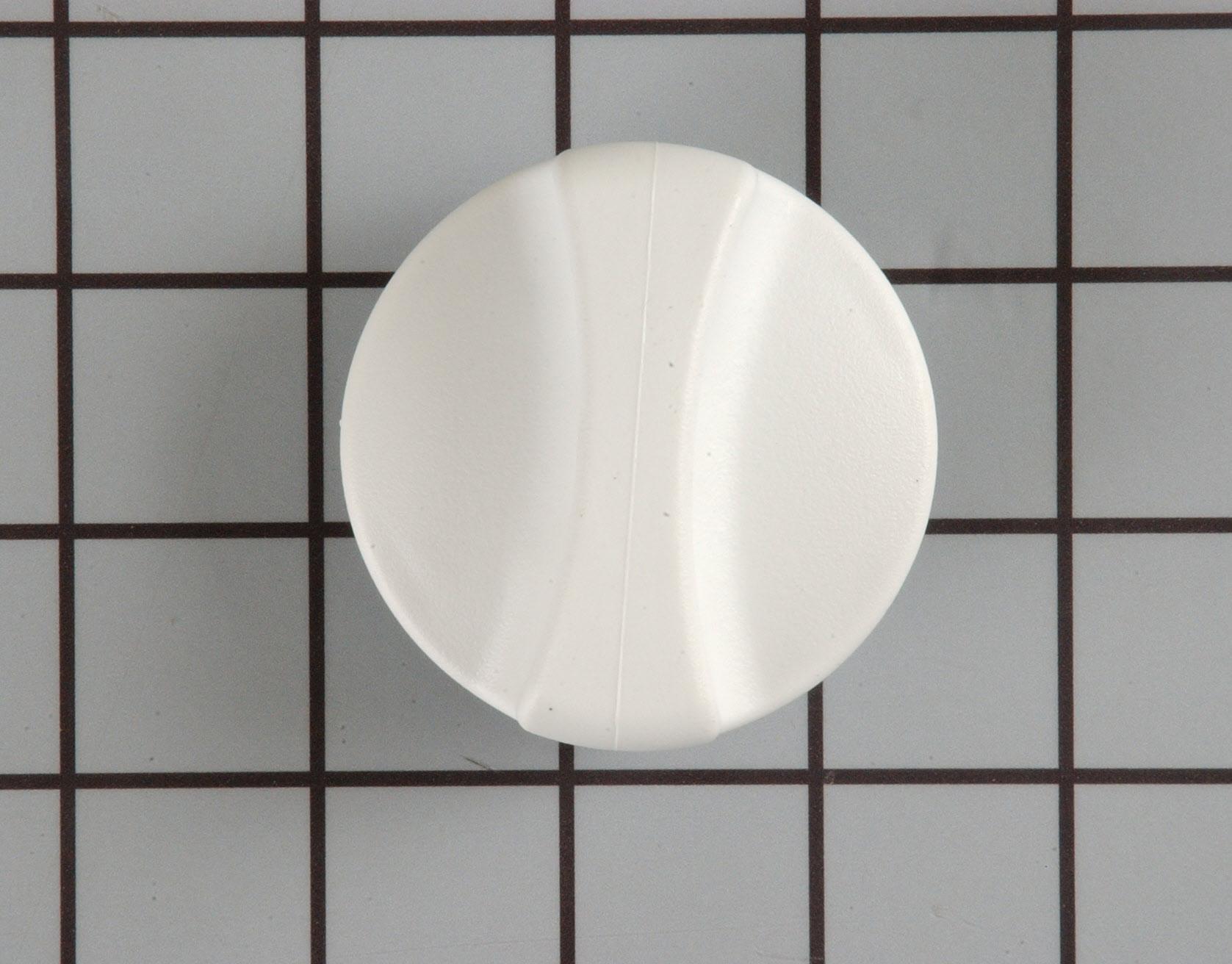 Estate Refrigerator Part # WP2186494W - Water Filter Cap