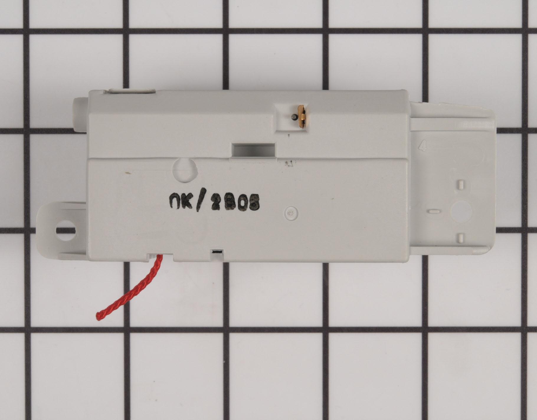 LG Washing Machine Part # EBF61215202 - Switch