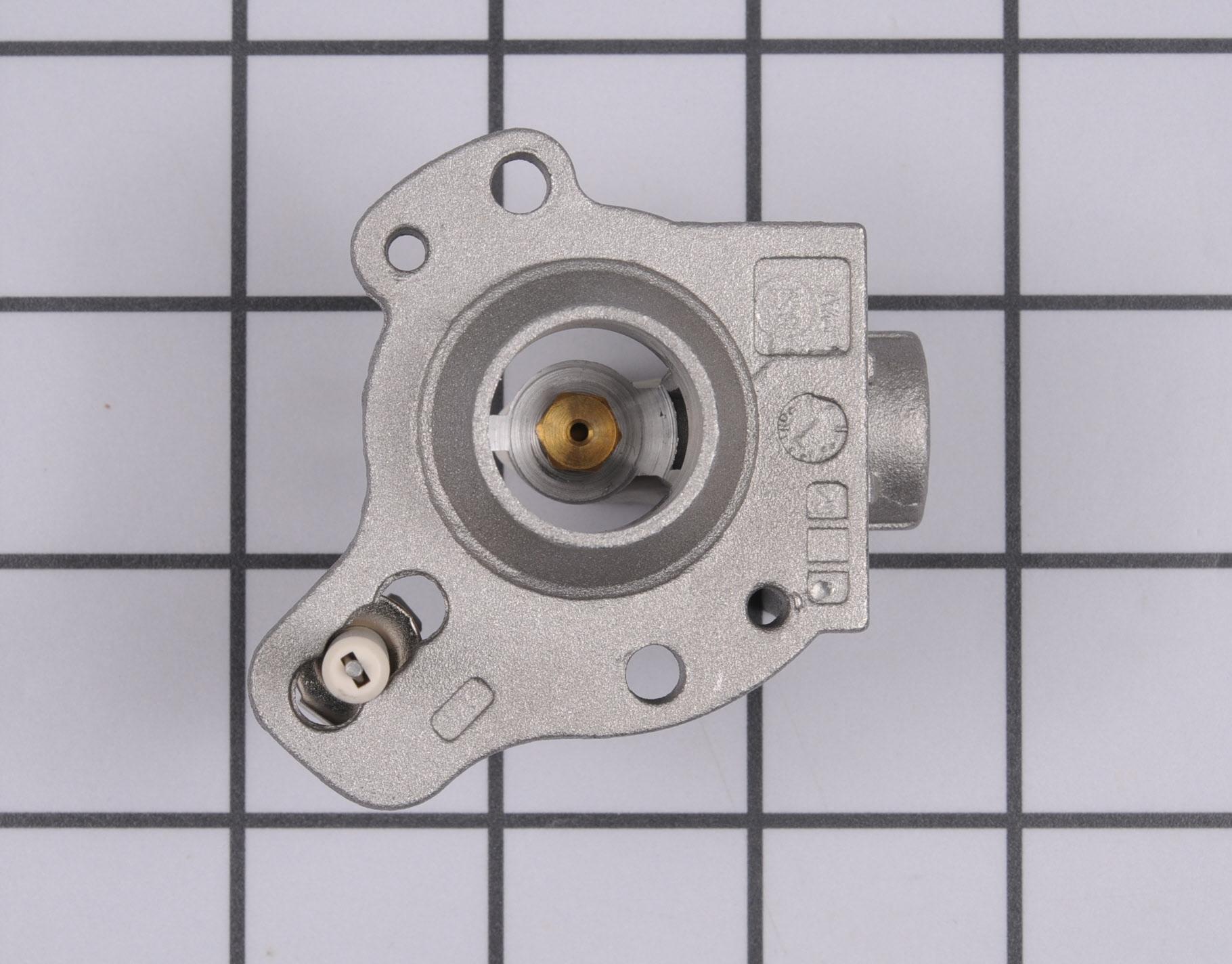 KitchenAid Range/Stove/Oven Part # WPW10128451 - Surface Burner Orifice Holder