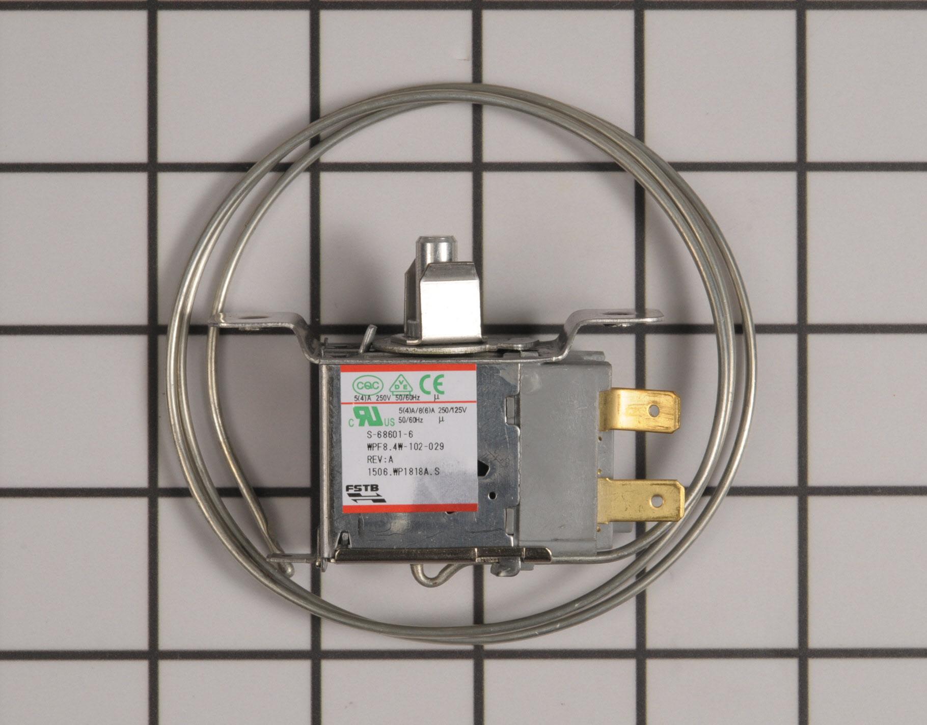 Kenmore Air Conditioner Part # WP68601 - Temperature Control Thermostat