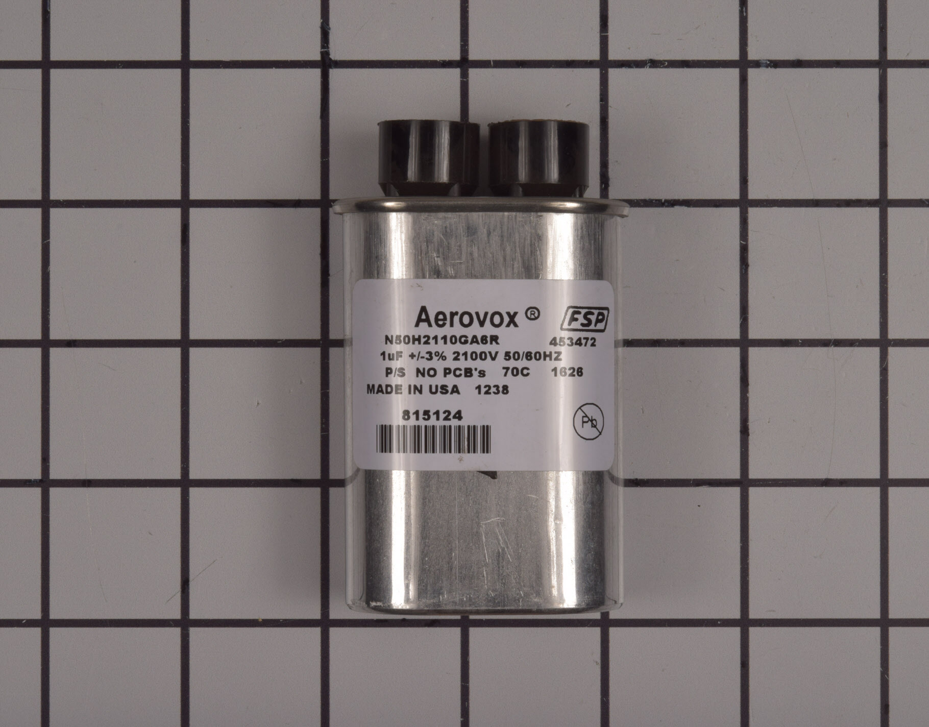 Amana Microwave Part # 815124 - High Voltage Capacitor