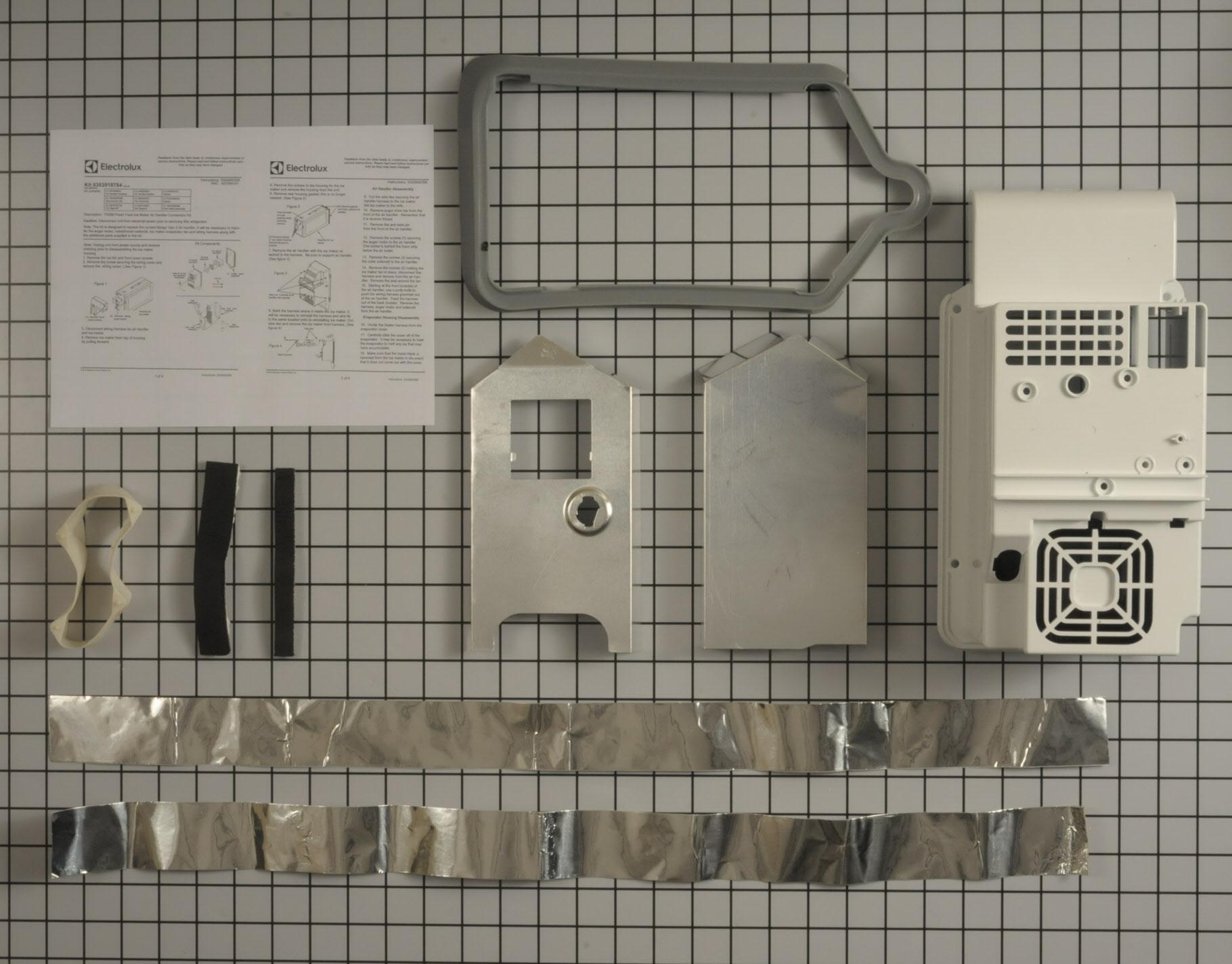 Kenmore Refrigerator Part # 5303918784 - Fan Motor