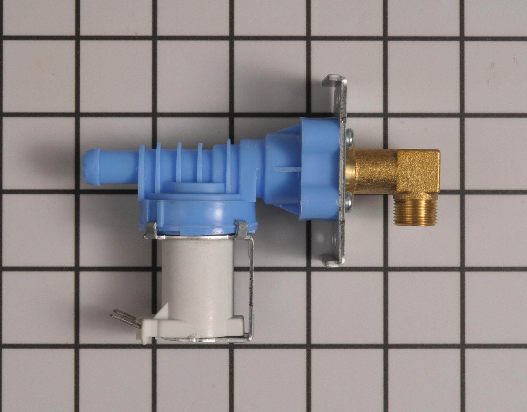 LG Dishwasher Part # 5221DD1001F - Water Inlet Valve