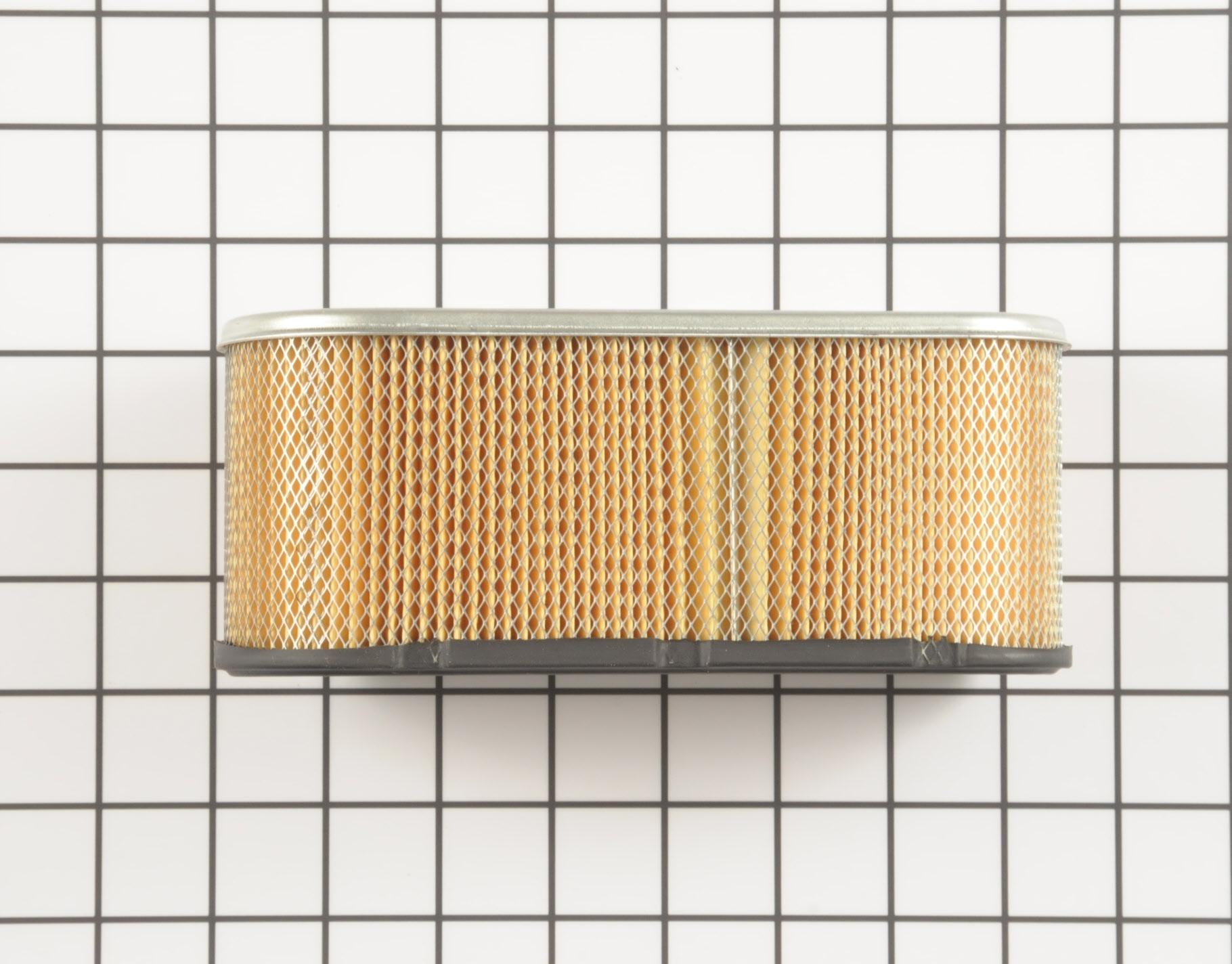 Craftsman Lawn Mower Part # 496894S - Air Filter