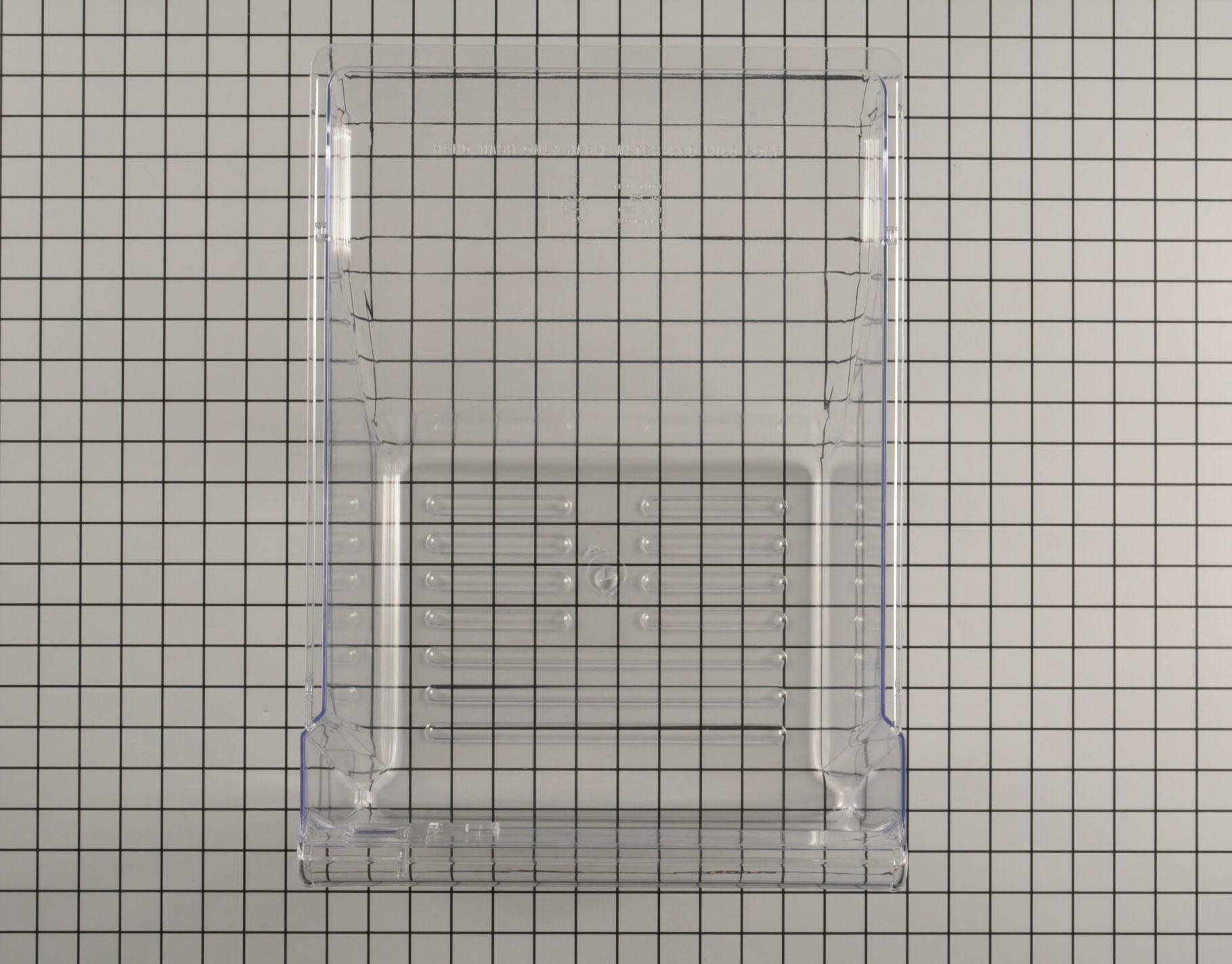 Kenmore Refrigerator Part # W10854037 - Crisper Drawer