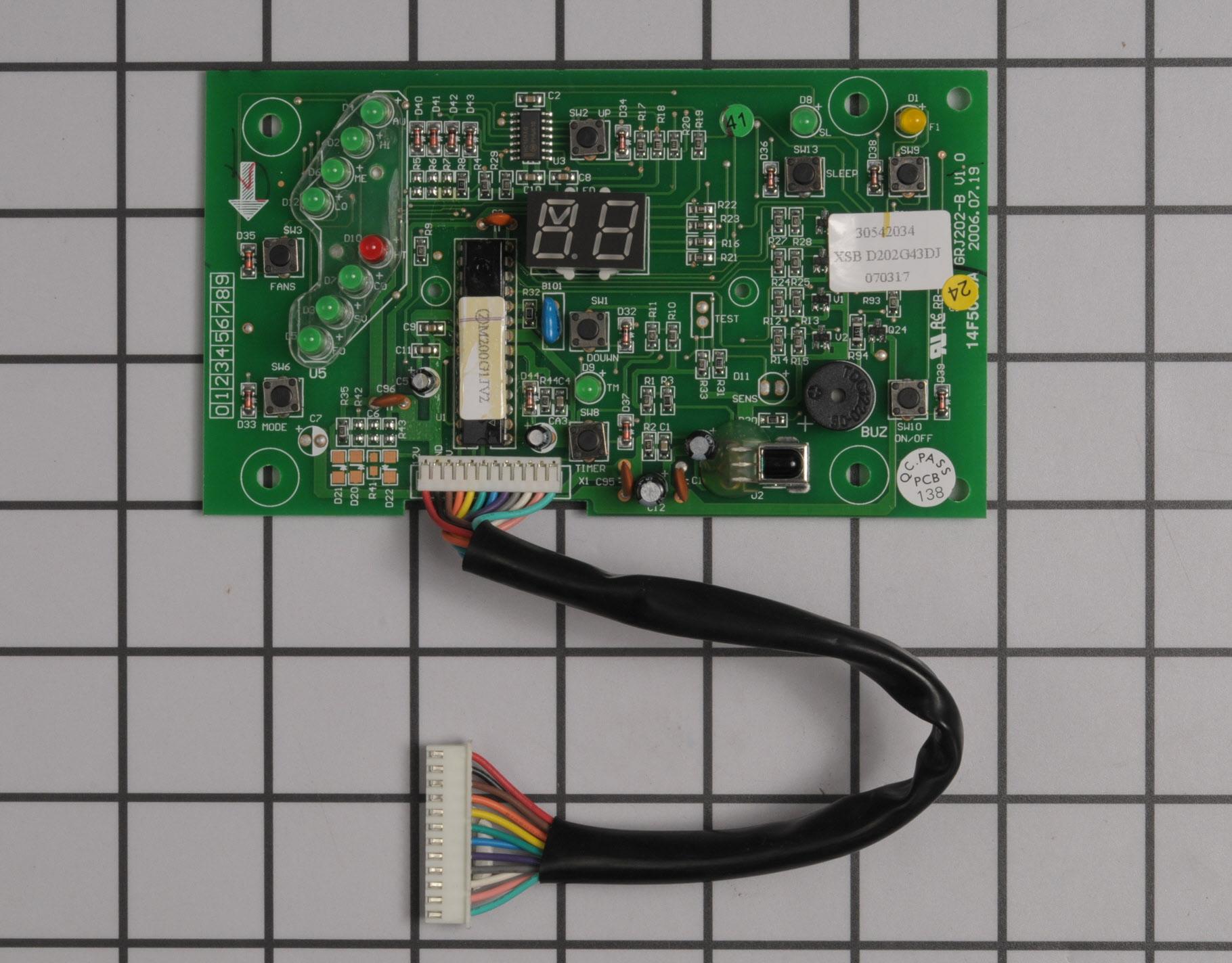 Frigidaire Air Conditioner Part # 5304459727 - Control Board