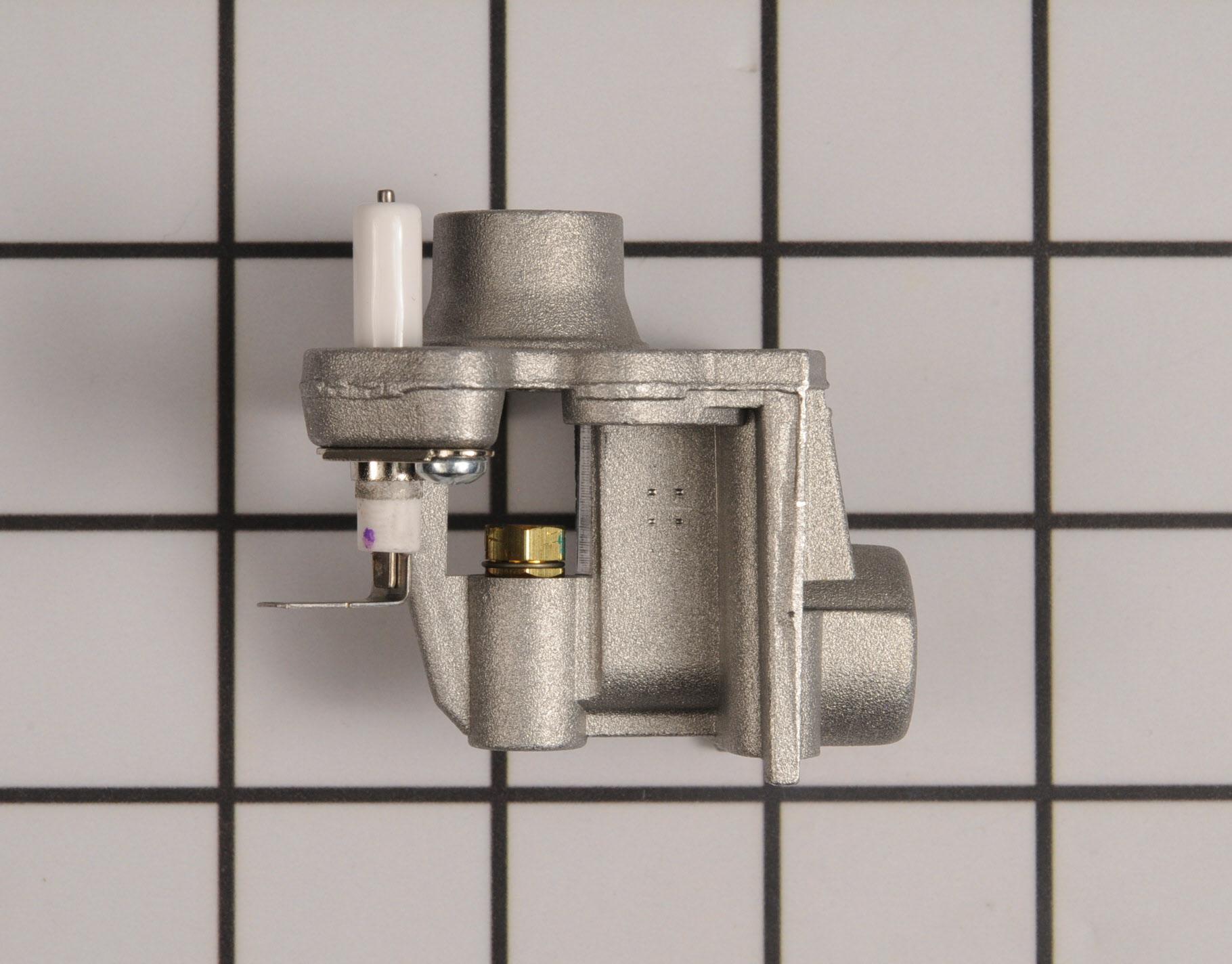 Maytag Range/Stove/Oven Part # WPW10407680 - Surface Burner Orifice Holder