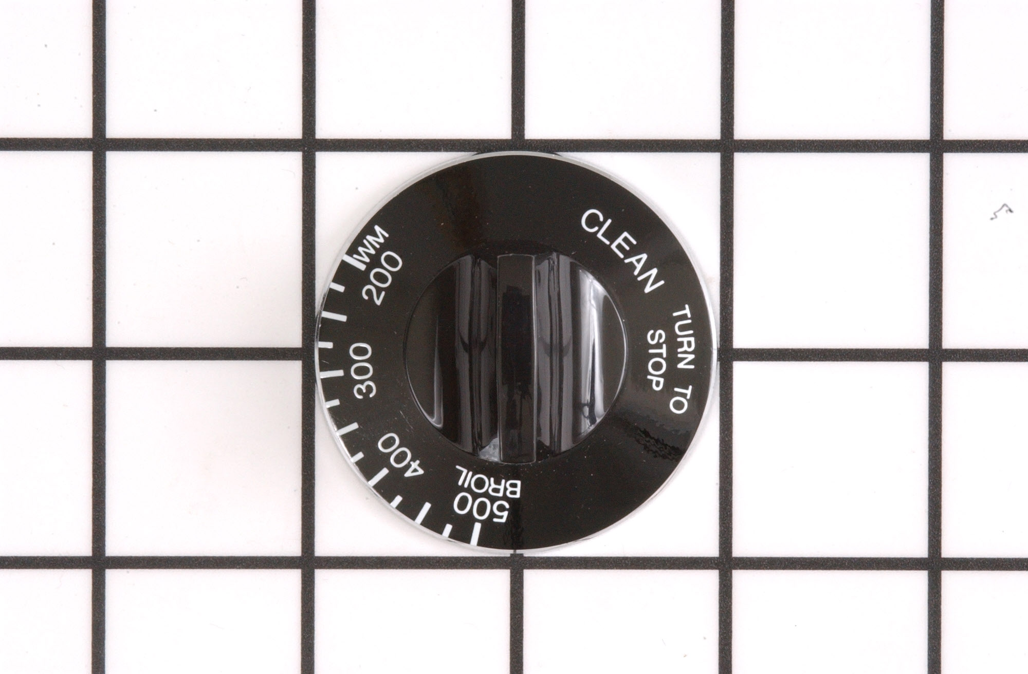 Maytag Range/Stove/Oven Part # WP7711P354-60 - Thermostat Knob