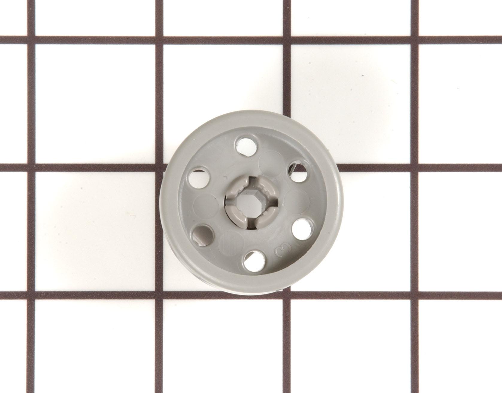 LG Dishwasher Part # 4581DD3003A - Dishrack Roller